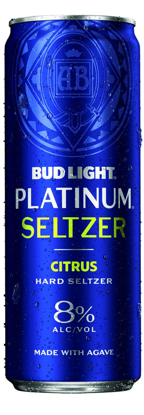 Bud Light Platinum Seltzer