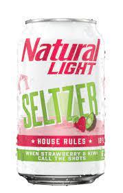 Natural Light Seltzer